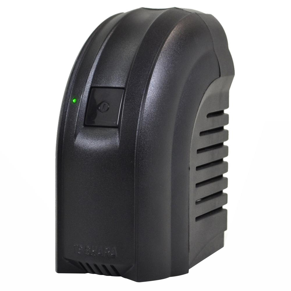 Estabilizador TS Shara Powerest 500 Bivolt 4T 115V 9016 Preto