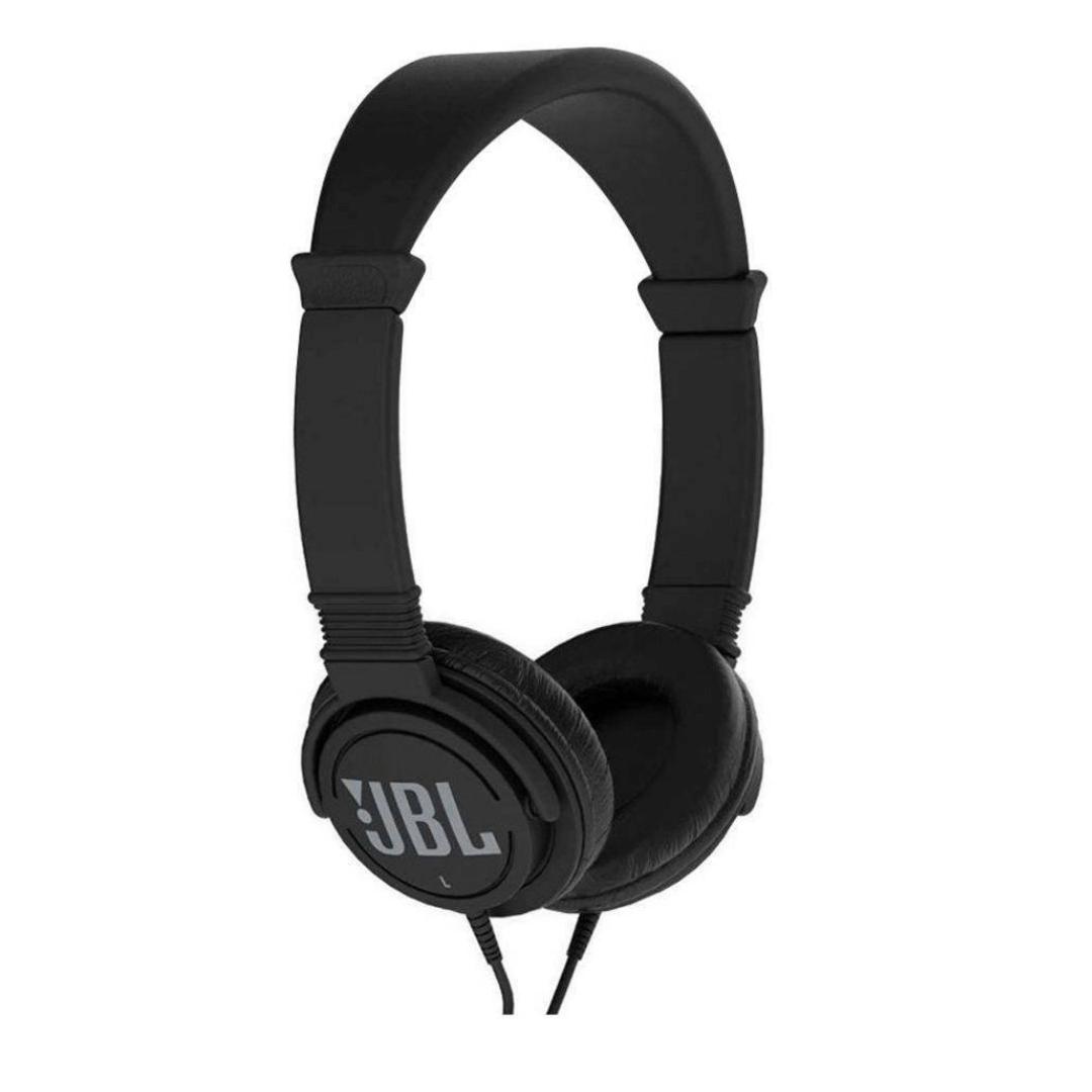 Fone De Ouvido Jbl C300 On Ear Preto