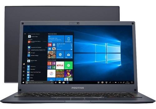 Notebook Positivo Motion Plus Q464b 4gb Ram 64GB - Remanufaturado