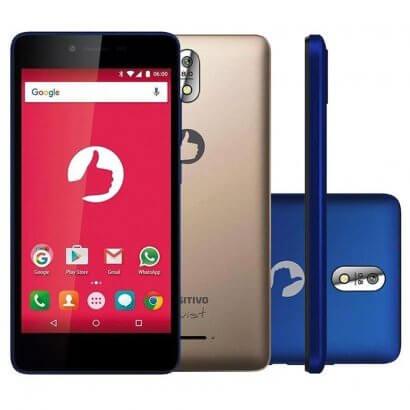 Smartphone Positivo Twist S520 Wifi Dual Gps 8mp 8GB - Remanufaturado