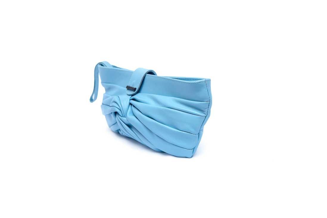 Clutch Sarah Azul Céu
