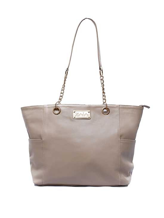 Shopping Maria Clara Bege