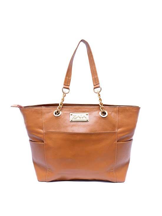 Shopping Maria Clara Caramelo