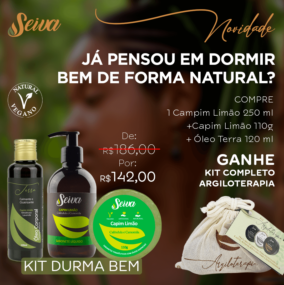 Kit Durma Bem