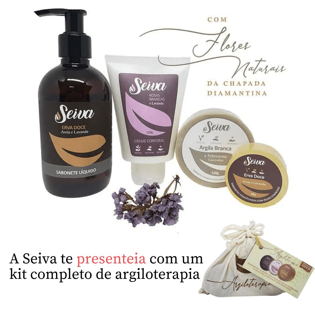 Kit Presente - Creme Rosas Brancas