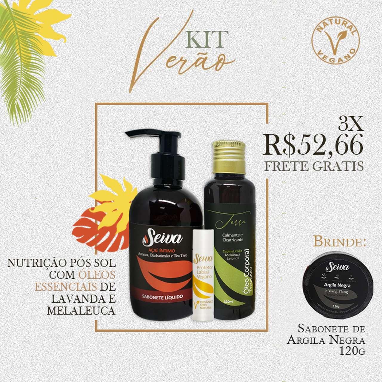 Kit Verão 2