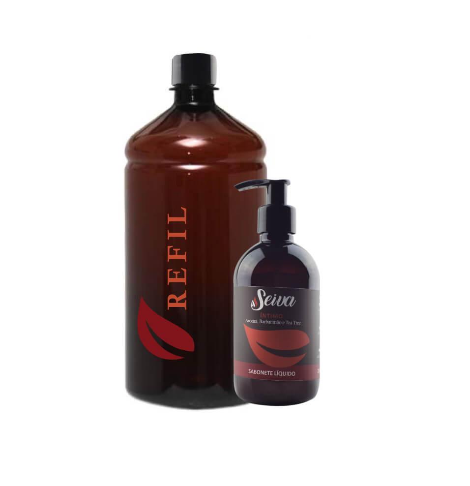 Sabonete Líquido - Refil de 1 litro Açaí Íntimo