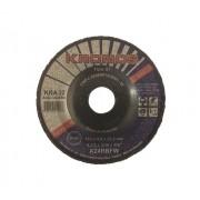 Disco Desbaste Aco Carbono Kra 22 A24rbfw 4.1/2