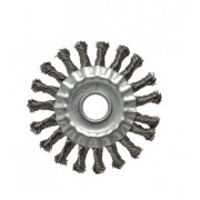Escova Circular Trancada Aco Carbono 6 X 1/2 X 7/8