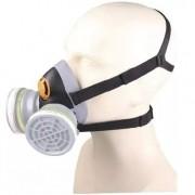 Máscara Respirador Semi Facial Com Filtro Particulado P3