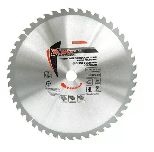 "Disco Serra Circular Widea 305 X 30mm (12"" X 1.1/4"") 36 Dentes"
