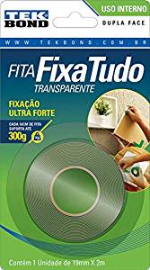 Fita Blister Dupla Face 19mm X 2m