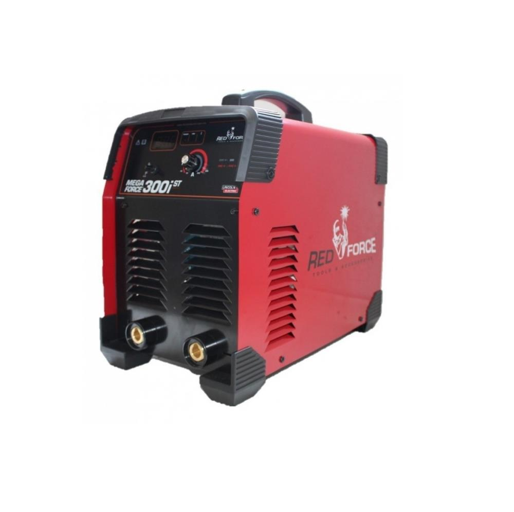 Maquina Solda Inversora Megaforce 300i-st Trifasico 50-60hz 380/440v