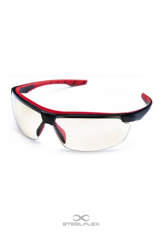 Óculos de Proteção Neon Espelhado Esportivo