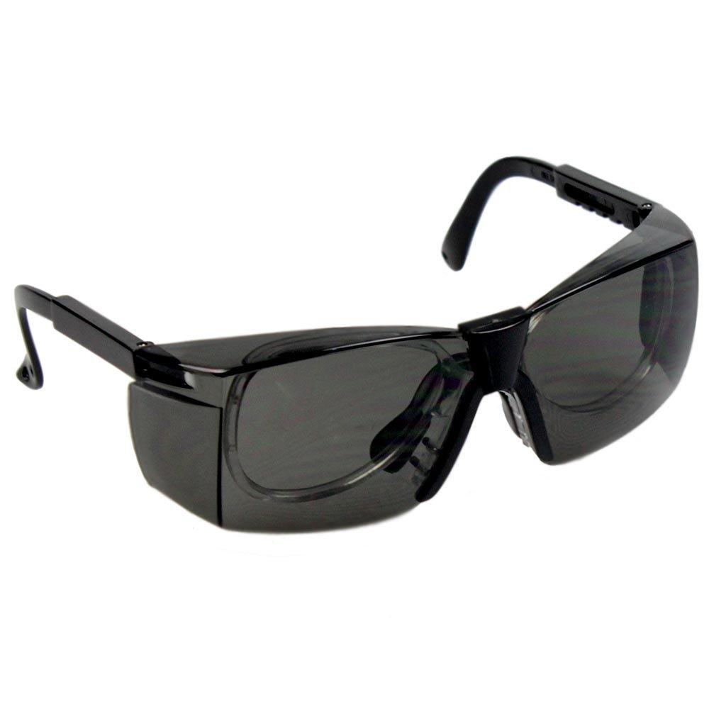 Oculos Seguranca Delta Cinza