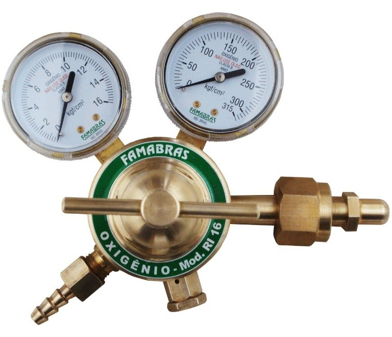 Regulador Oxigenio Ri-16n