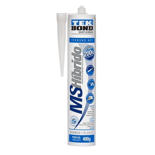 Silicone Ms Hibrido Branco 400g