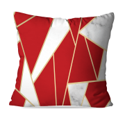 ALMOFADA OU CAPA RED MARME III