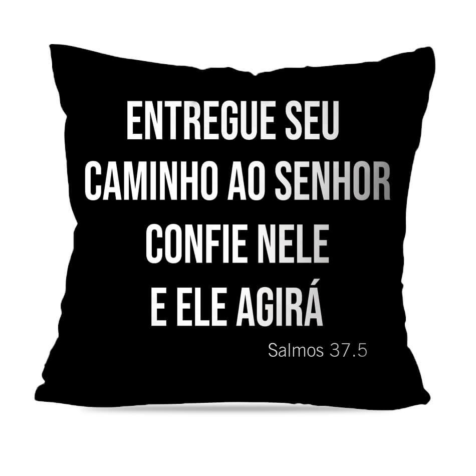 ALMOFADA OU CAPA SALMOS 37.5