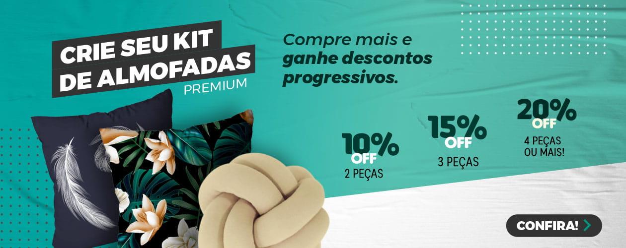 2 PEÇAS POR 10% OFF