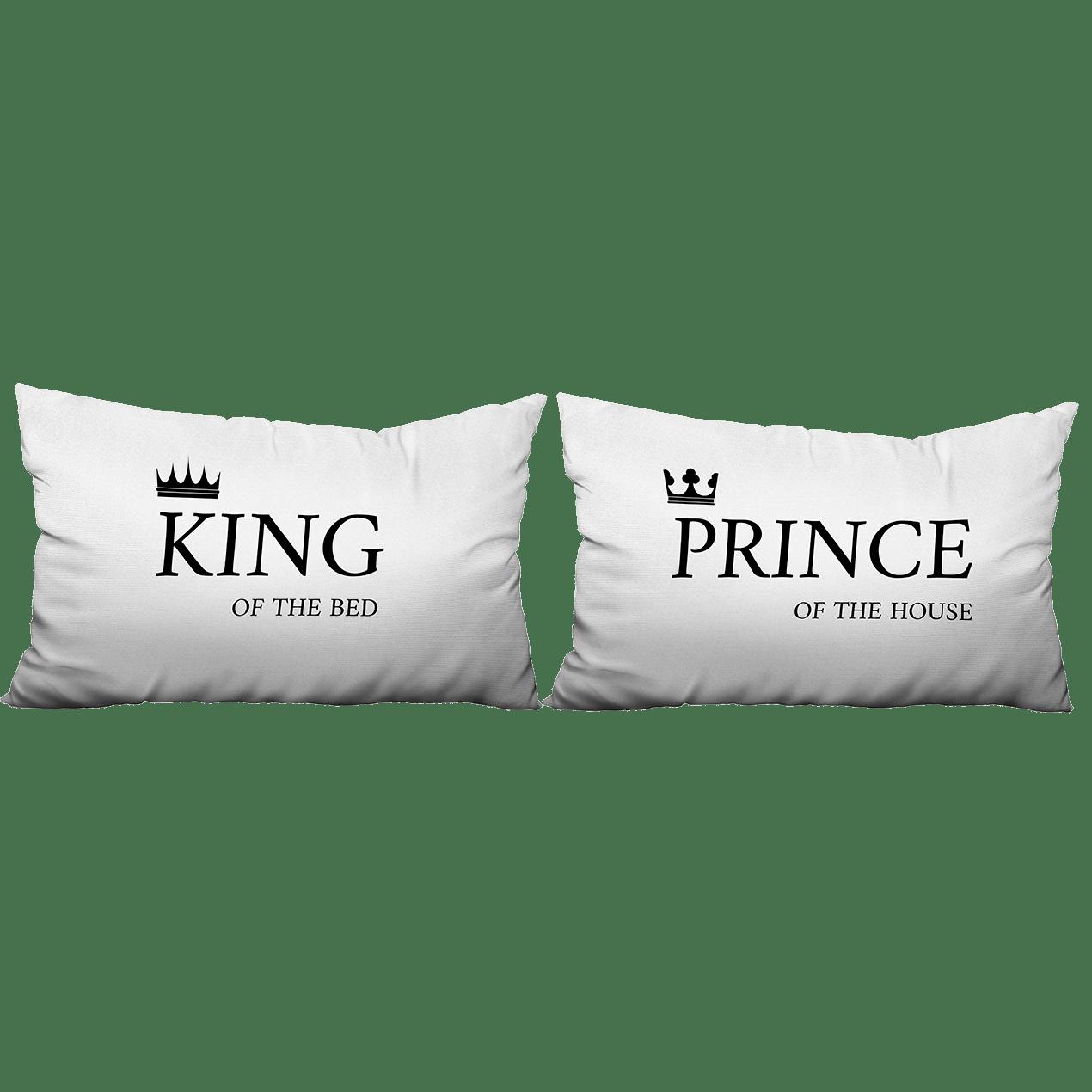CAPAS FRONHAS DECORATIVAS KING PRINCE