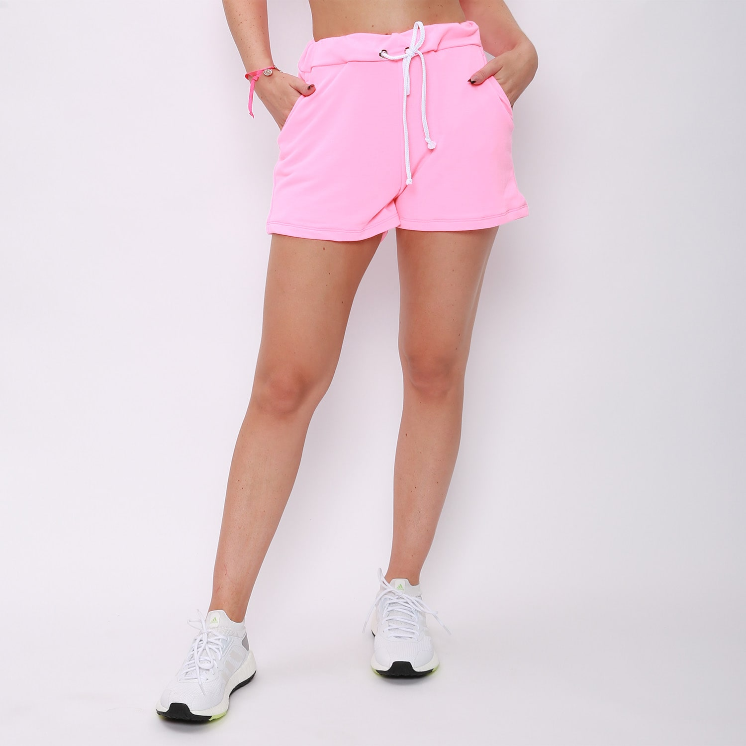 SHORTS ROSA NEON FIERCE