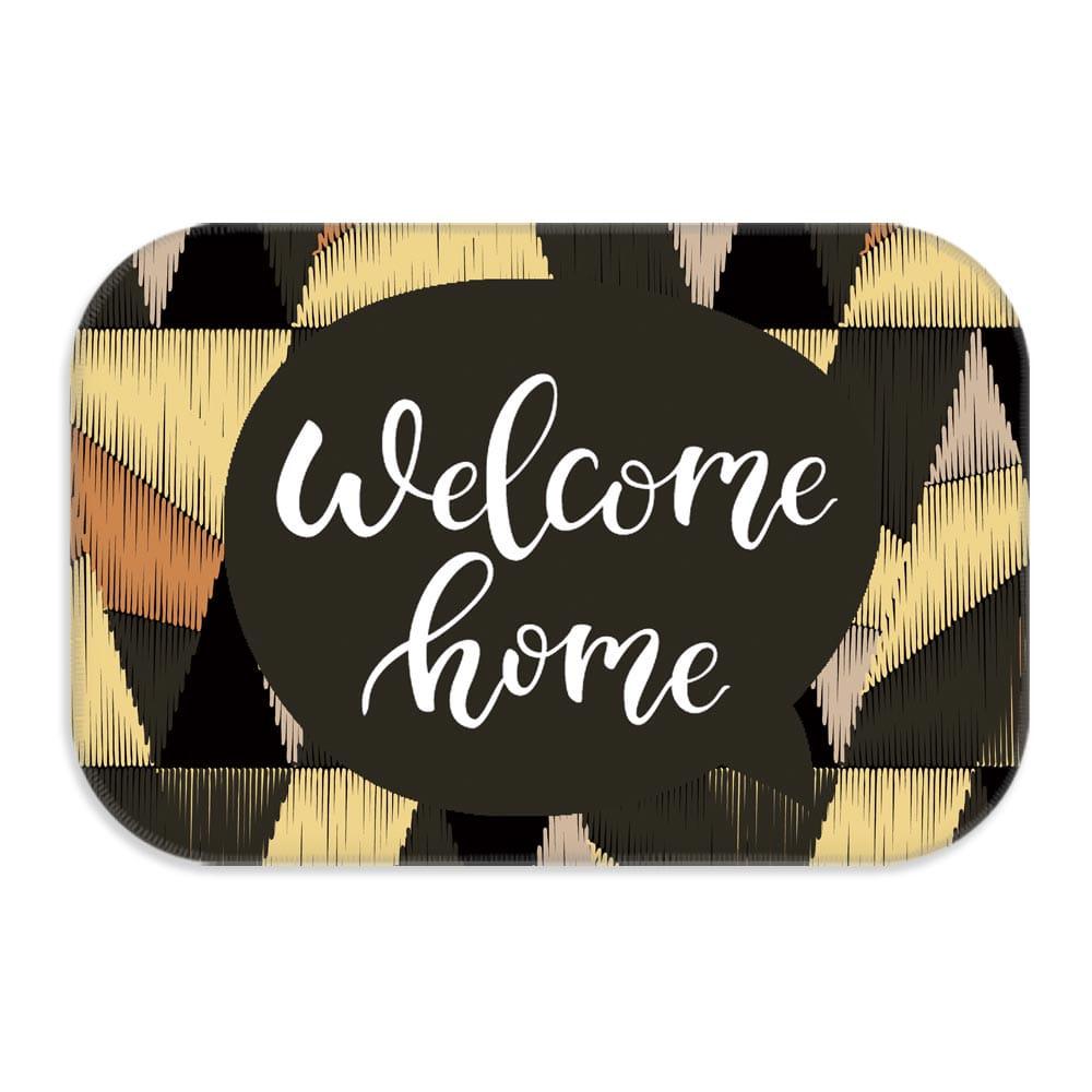 TAPETE DECORATIVO WELCOME HOME