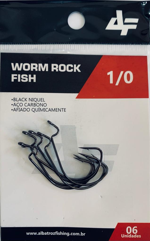 Anzol Worm Rock Fish - Albatroz Fishing