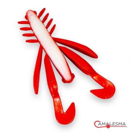 Isca Soft Divoc Craw - Camalesma 11CM 3 unid