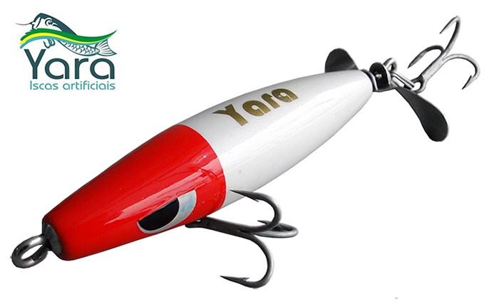 Isca Artificial Hélice Devassa - Yara 90mm 17g