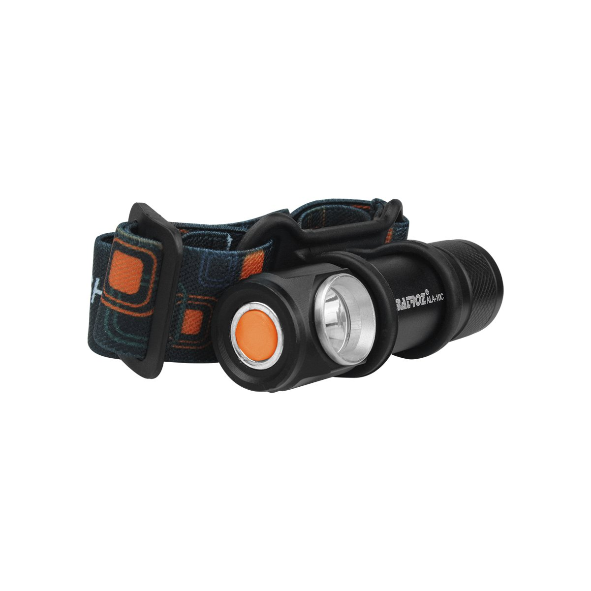 Lanterna de cabeça recarregável Led ALA-10C - Albatroz Fishing