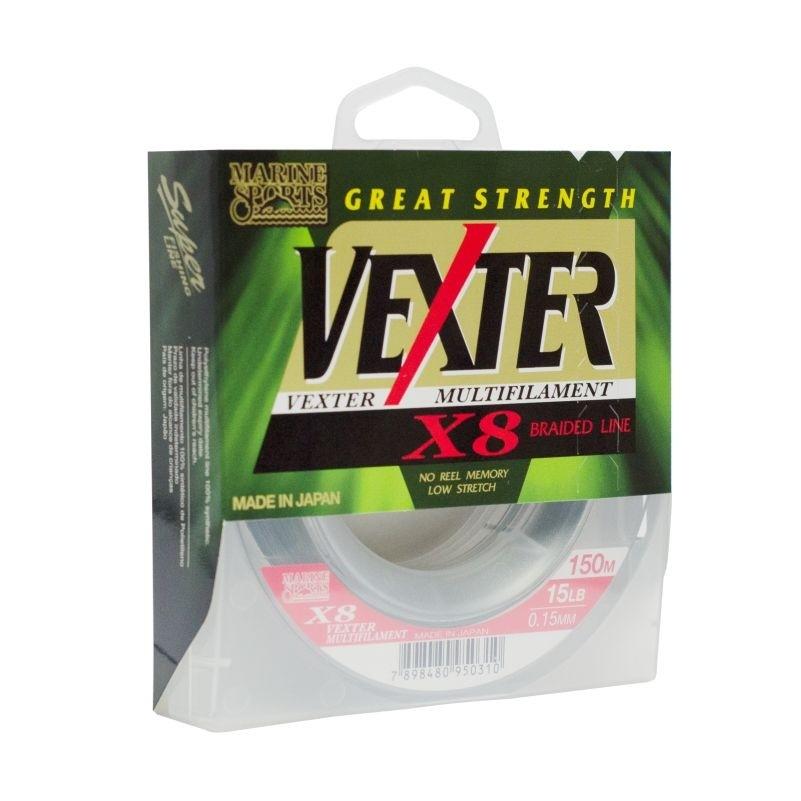 Linha Multifilamento Vexter X8 - Marine Sports