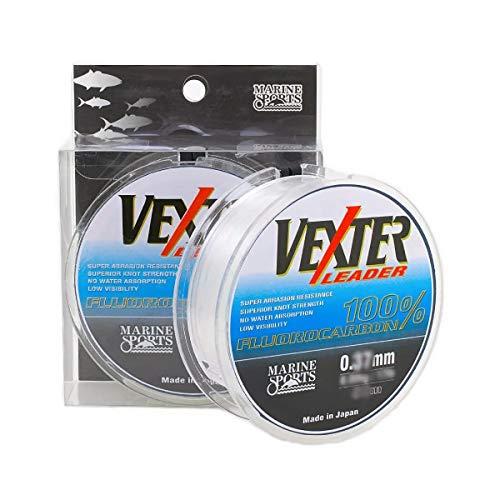 Linha Fluorcarbon Vexter Leader - Marine Sports