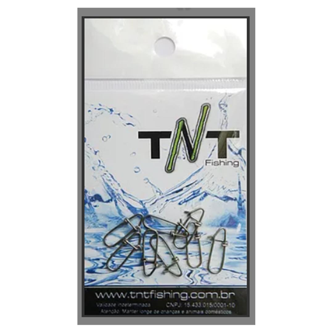Snap TNT Fishing -  cartela com 8 unidades