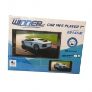 Multimídia Winner Car MP5 Player 7 Com Espelhamento