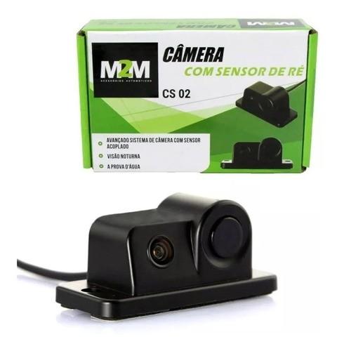 Câmera Com Sensor de Ré M2M