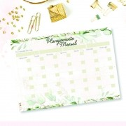 Desk Planner - Planejamento Mensal