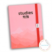 Mini Studies Golden Pink