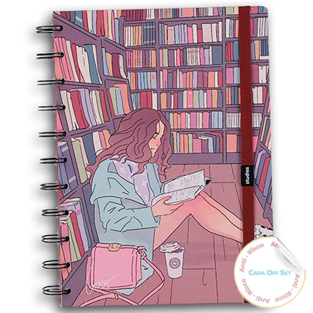 Caderno Studies Letícia