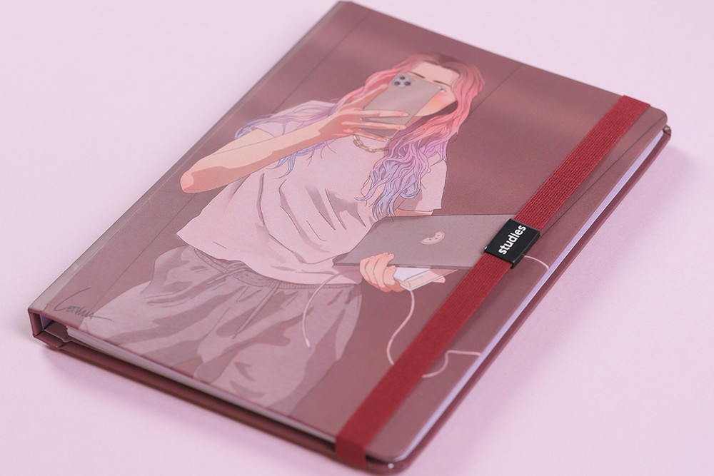 Caderno Studies Pro Soft Girl