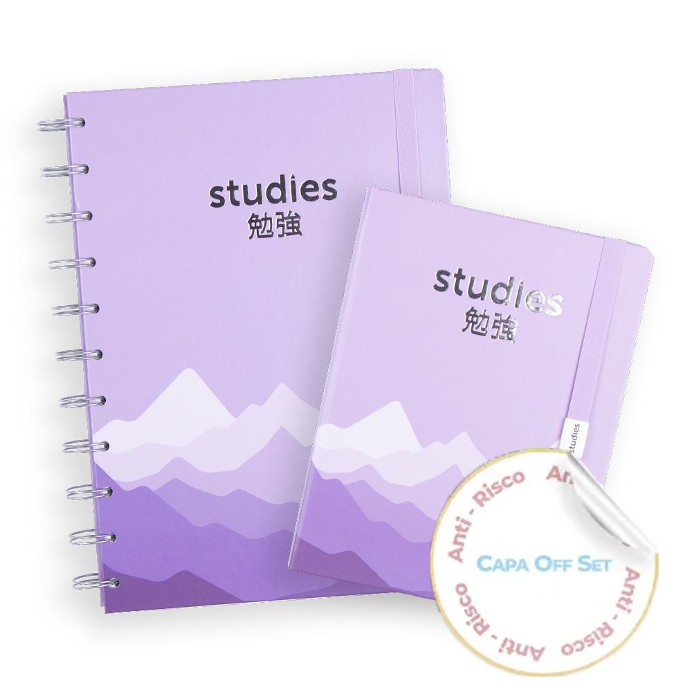 Kit Studies Silver Purple