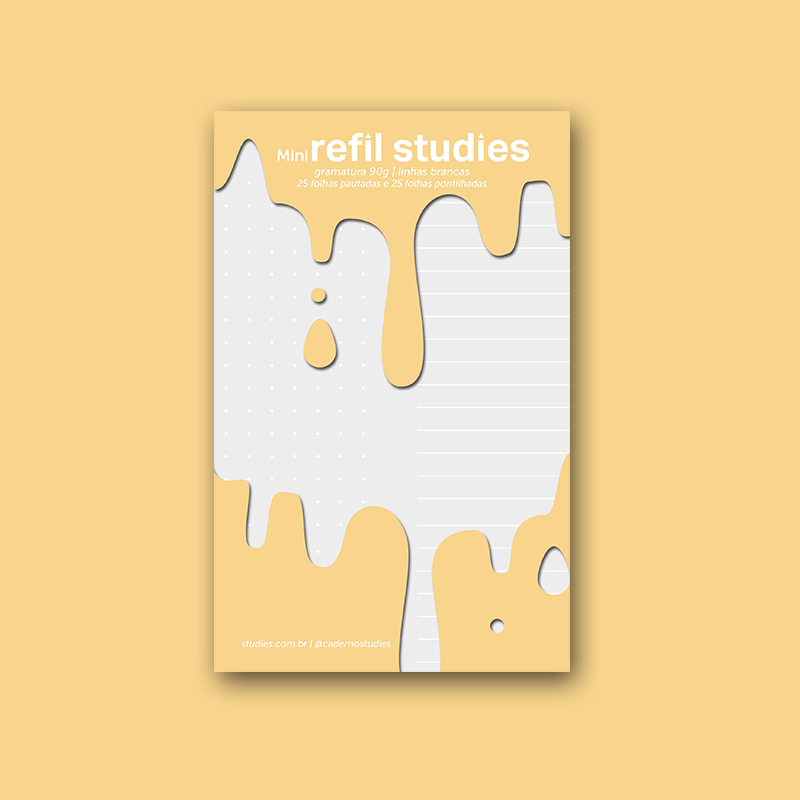 Mini Refil Studies Pro