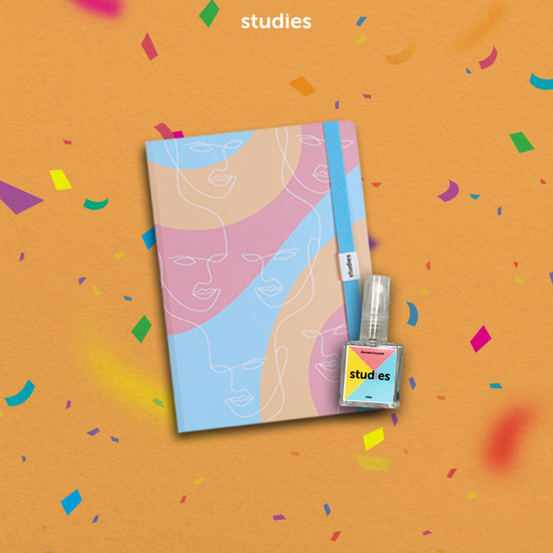 Promoção Carnaval Studies - Colors
