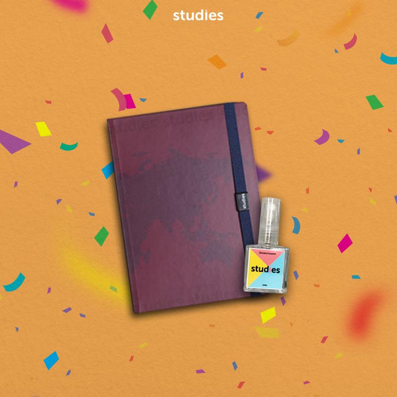 Promoção Carnaval Studies - Map