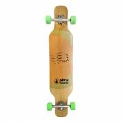 """Skate longboard 41"""" Alma Kahe"""