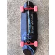Skate Simulador de Surf Alma boards 31