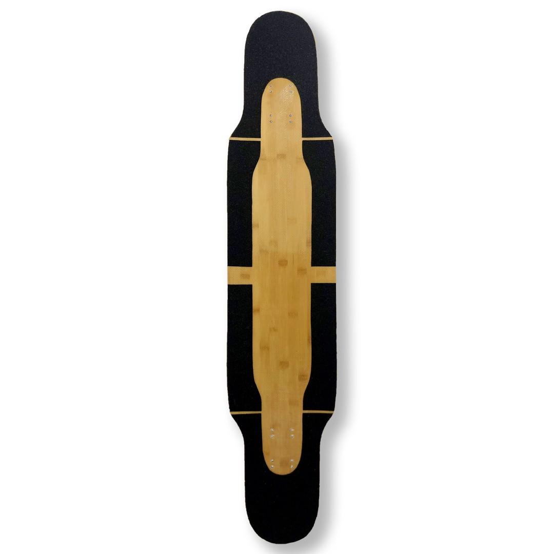 "Shape Longboard Dancing/freestyle 43"" - A'UANA"