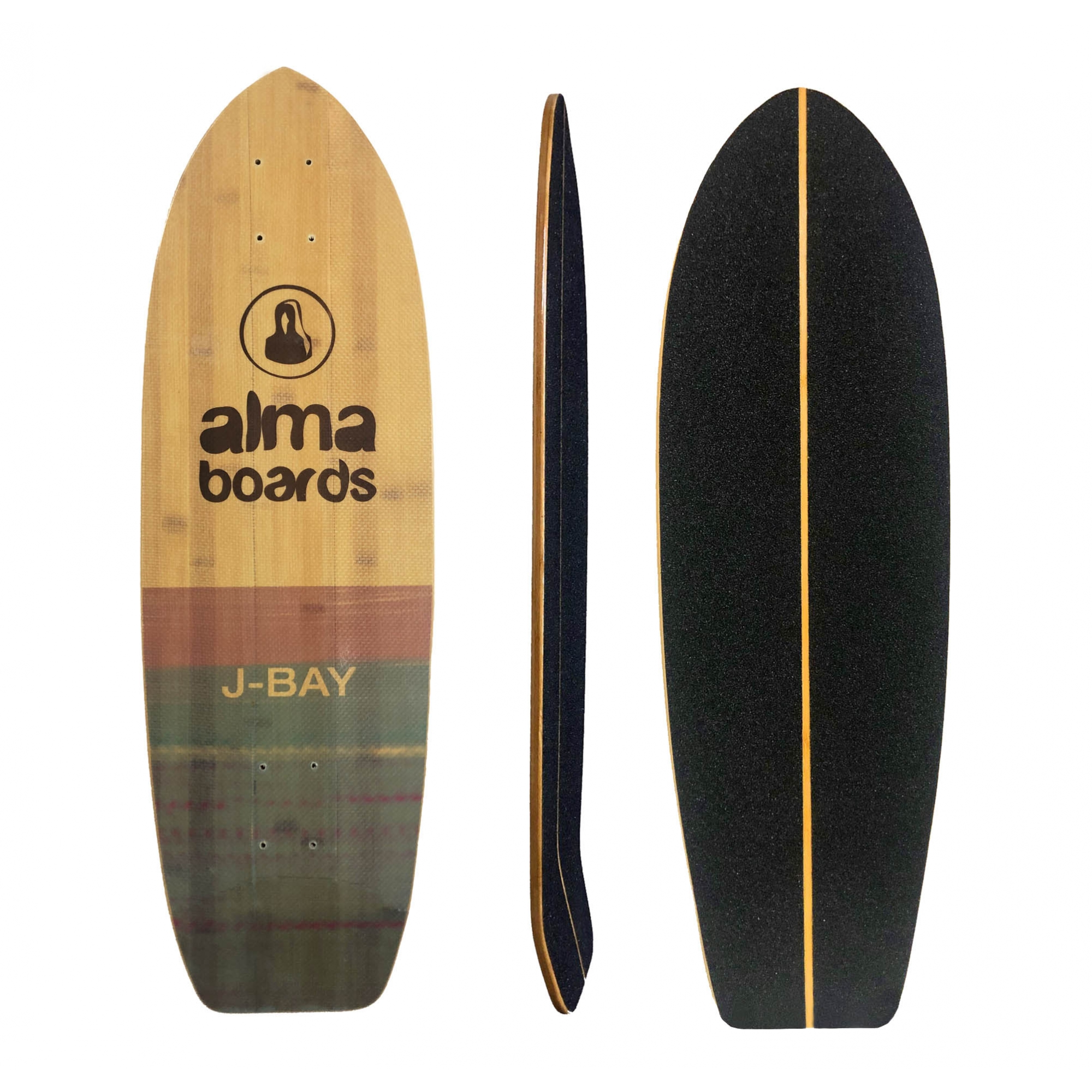 """Shape Skate Cruiser 31"""" - Bambu - OUTLET"""