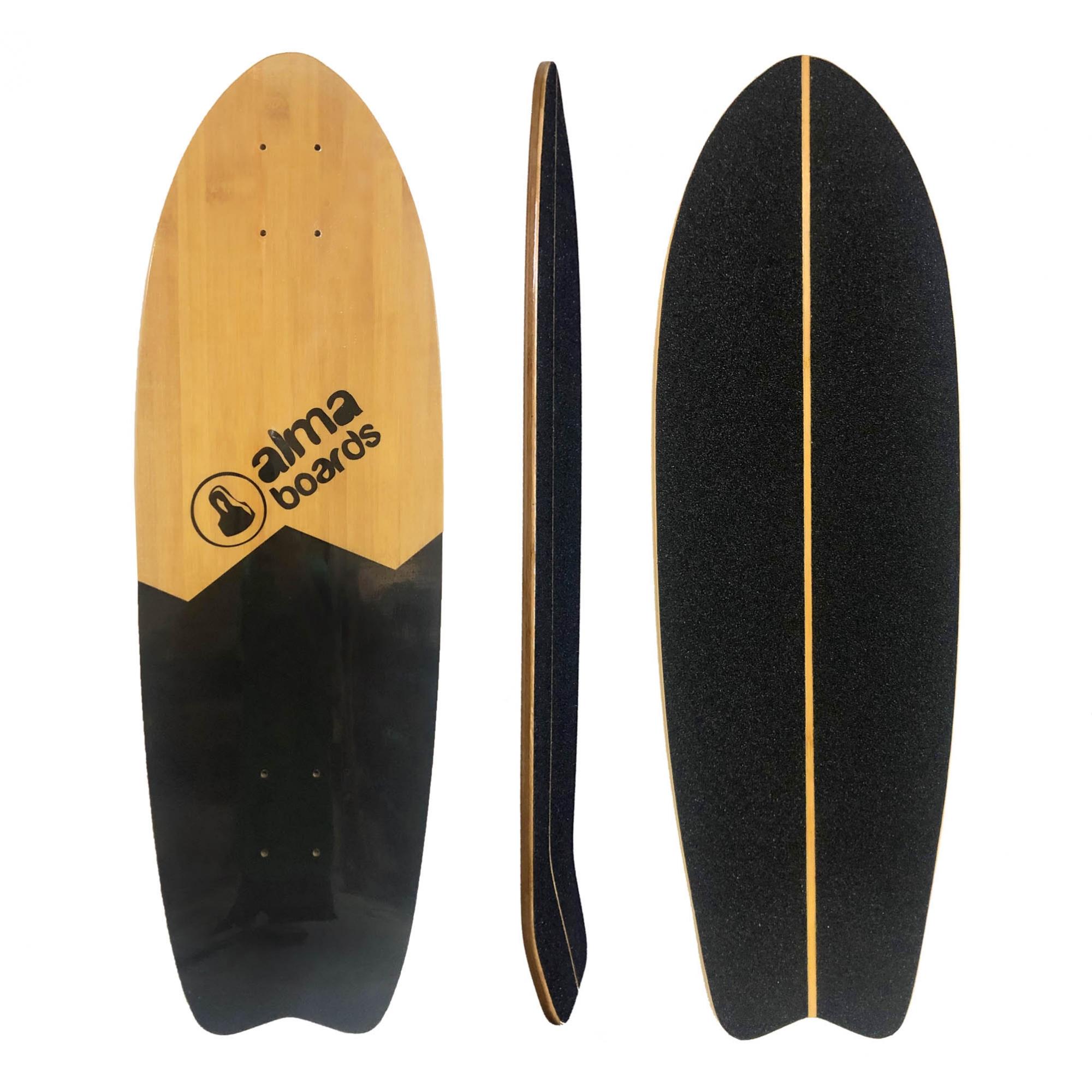 Shape Skate Cruiser 31  Tail Fish - 100% Marfim