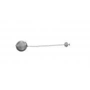 Infusor-Bola com pendente metálico